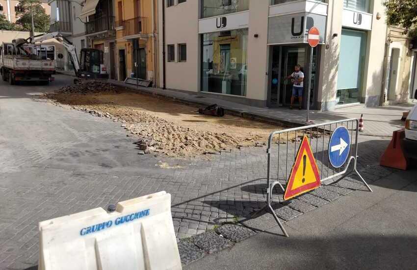 Caltagirone, oltre 600mila euro per la manutenzione delle strade, oggi si interviene nelle vie Escuriales e Trieste