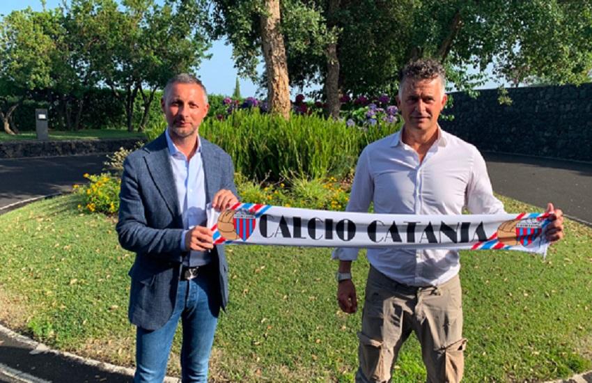 Calcio Catania, Baldini confermato allenatore: per lui un contratto biennale