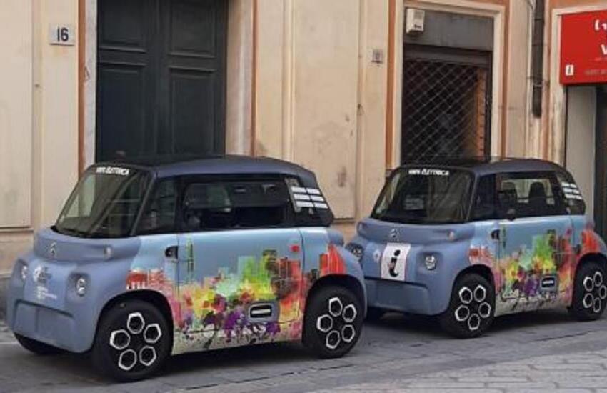 Genova, debuttano in città gli Iat mobili elettrici