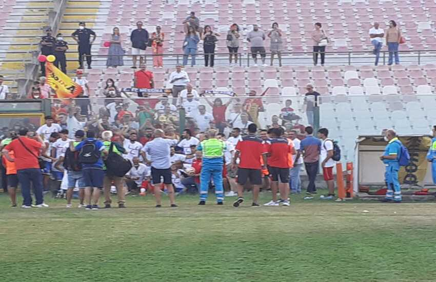 Fc Messina vince la finale playoff,Serie C più vicina