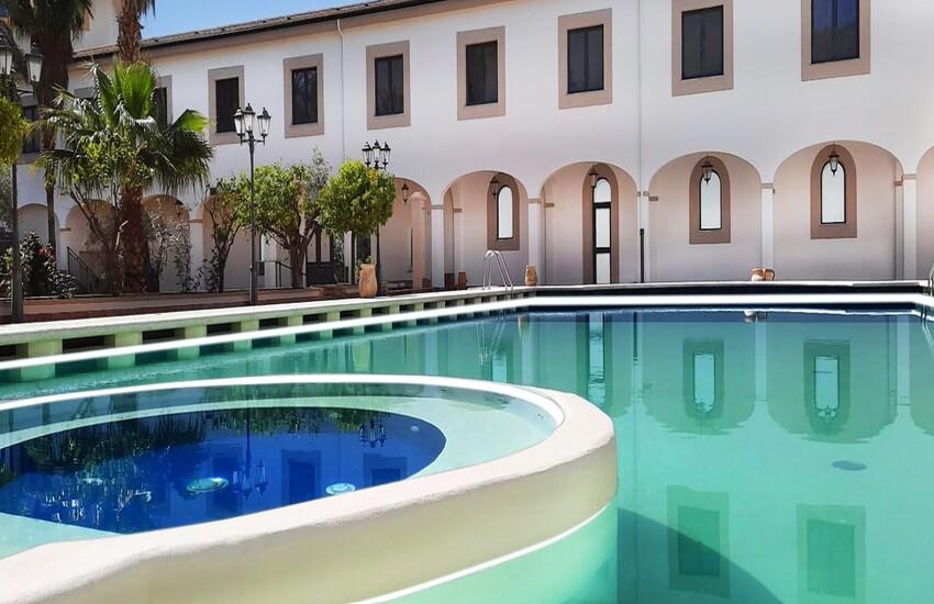 Monreale – Apre lussuoso resort Al Balhara Resort & Spa