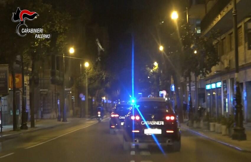 Mafia: Maxioperazione dei carabinieri a Palermo – 11 arresti