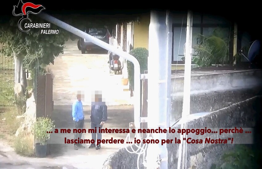 Palermo – Nuovo blitz antimafia, 8 arresti