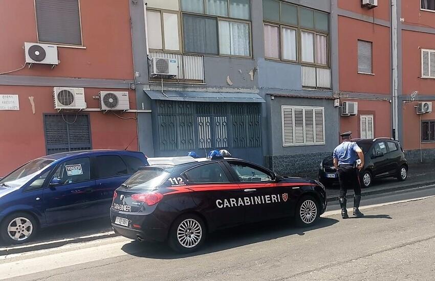 Catania, Carabinieri salvano la vita di un uomo 2 volte di fila, prima sventano il suicidio dopo lo salvano da una crisi epilettica