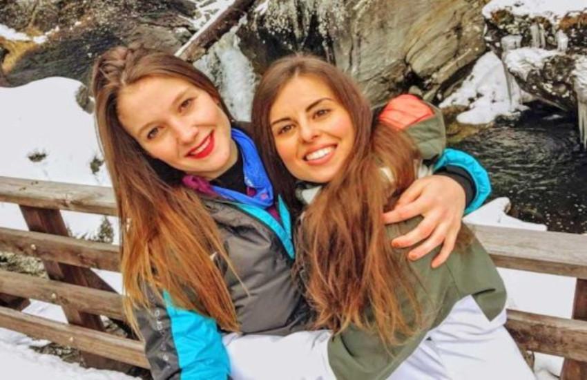 Tragedia sul Monte Rosa, morte assiderate 2 giovani alpiniste del VCO