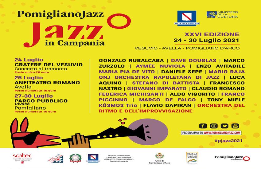 Il Pomigliano Jazz Festival riaccende l'estate partenopea