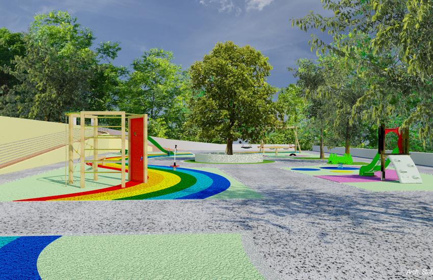 Caltagirone, La bambinopoli della Villa comunale non sarà inaugurata sabato 17 luglio