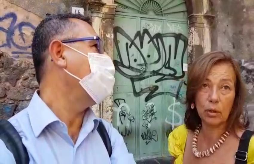 Puzza di urina, rifiuti, delinquenza: Catania e l'agonia del Centro Storico