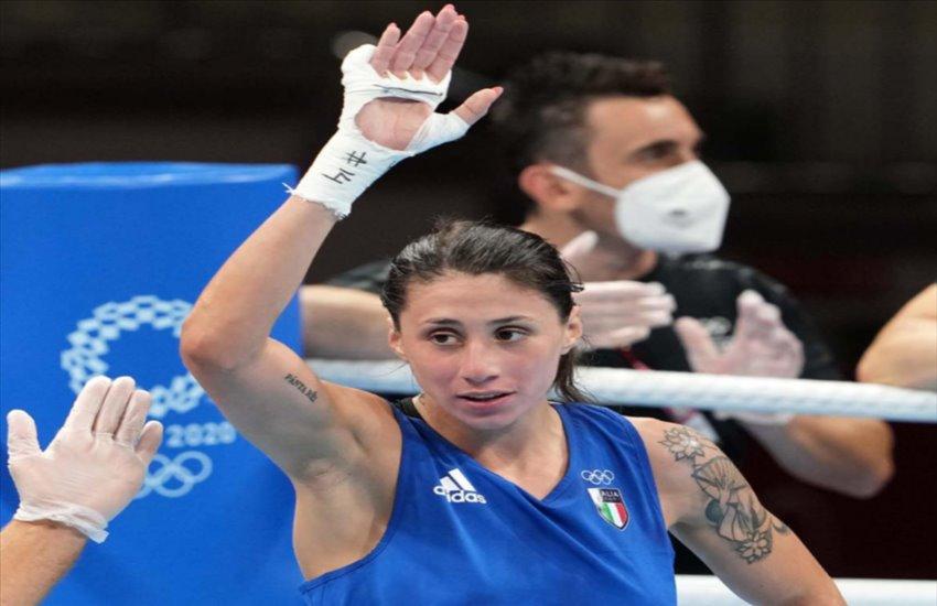 Irma Testa, orgoglio di Torre Annunziata, entra nella storia: sarà la prima pugile italiana a vincere una medaglia alle Olimpiadi