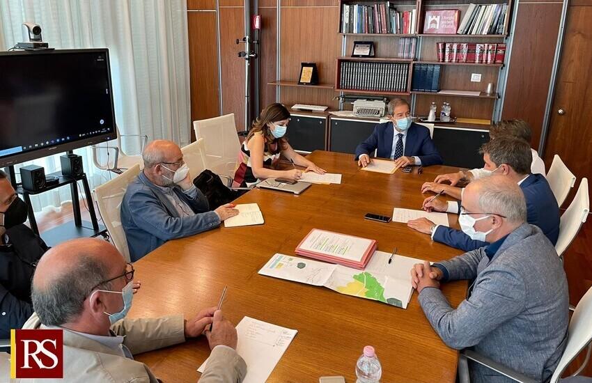 Agricoltura, vertice con Musumeci a Catania sulla penuria d'acqua nella Piana