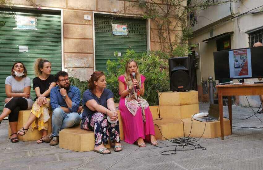 """Caruggi, """"volta la carta"""" il progetto per i giovani del centro storico"""