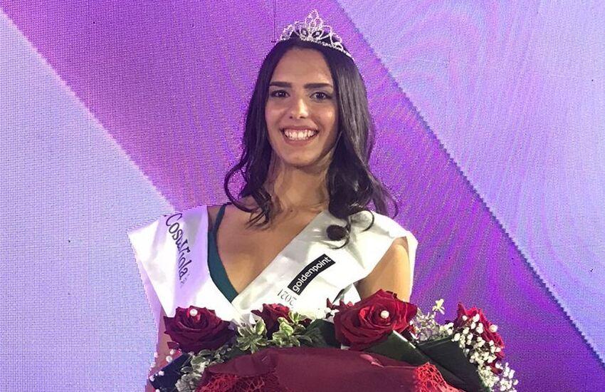 La giovane reggina Sara Centofanti è Miss Sirena della Costa Viola