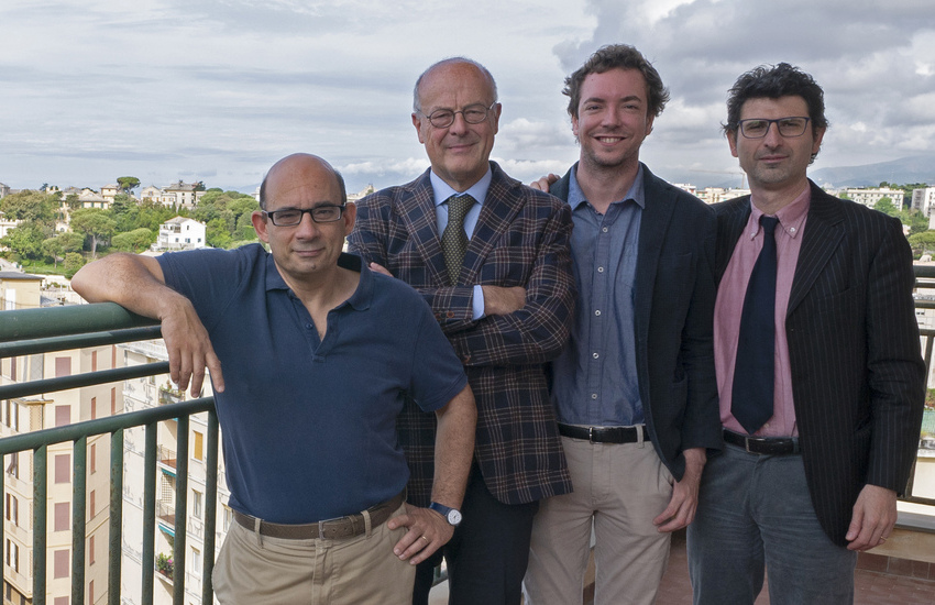Università di Genova COVID-19 in forme gravi, chi rischia di più?