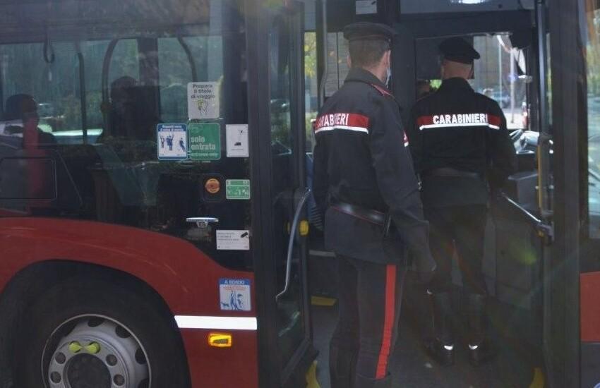 Castenaso: aggressione su autobus della Linea 99