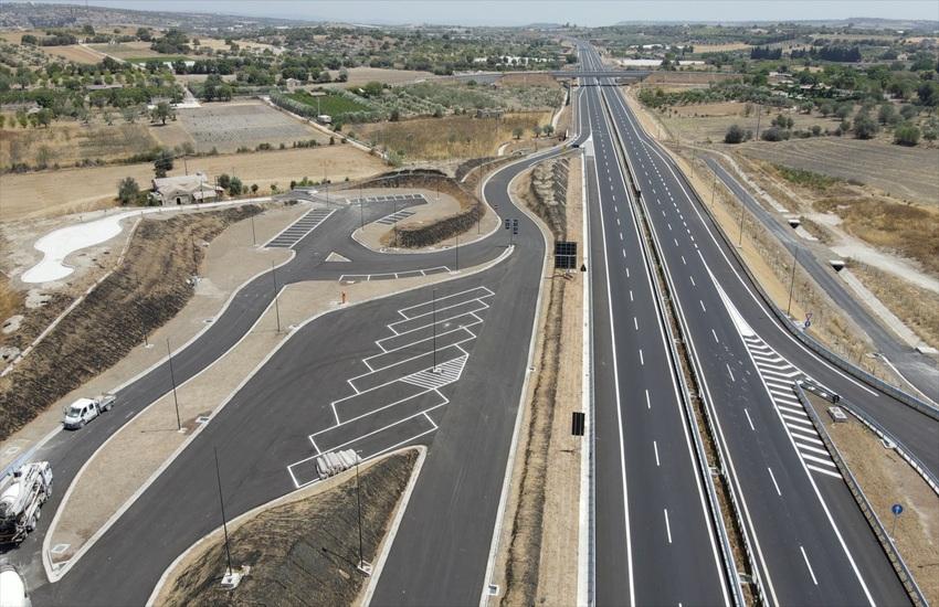 Arriva la nuova autostrada Rosolini – Ispica -Pozzallo: inaugurazione prevista martedì 3 agosto