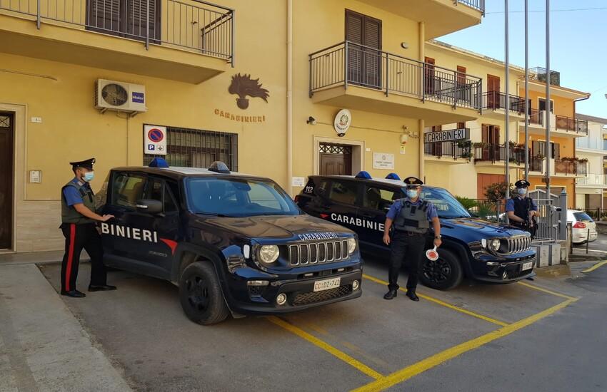 Truffa dello specchietto – Arrestato trentaseienne a Baucina