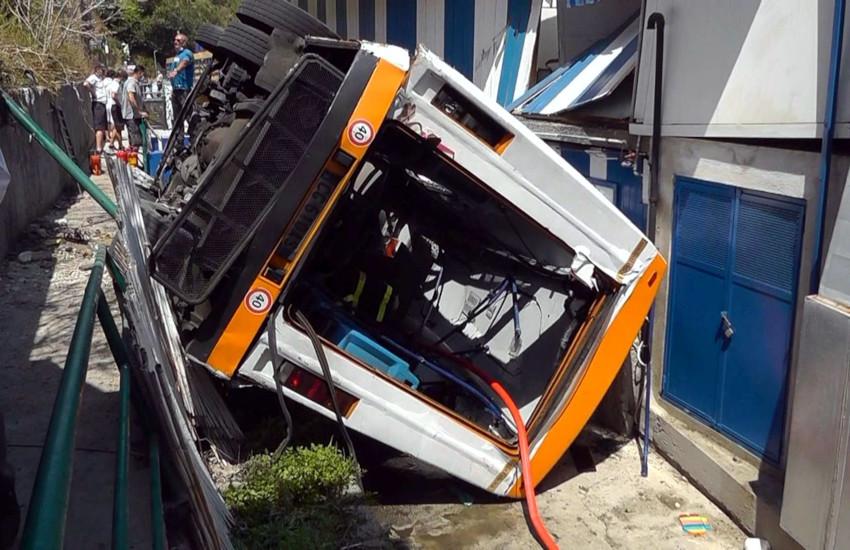 Tragedia Capri, autista morto incidente: cosa è successo