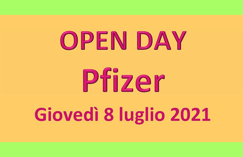 Campagna vaccinale: continua in Irpinia la formula dell'Open Day libero