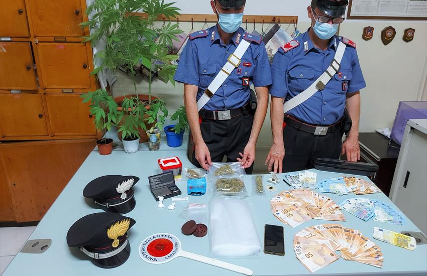 Castel Maggiore: arrestato un 28enne