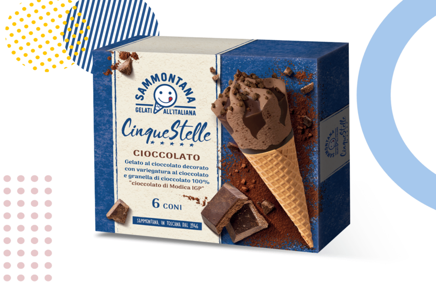 """Sammontana sceglie """"l'oro nero"""" di Modica per il suo nuovo gelato"""