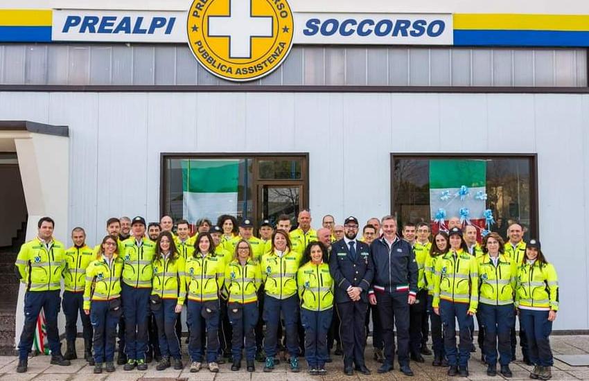 Base Suem 118 prealpi soccorso di Cordignano: nuovi orari e partenza anche da Orsago per migliorare il servizio