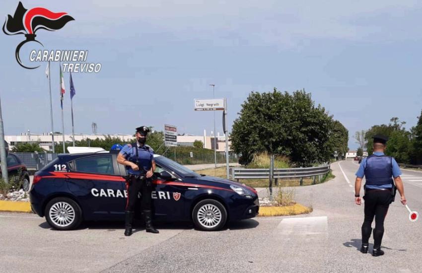 Arrestati due soggetti di nazionalità albanese responsabili di azioni predatorie in Veneto e Friuli Venezia Giulia