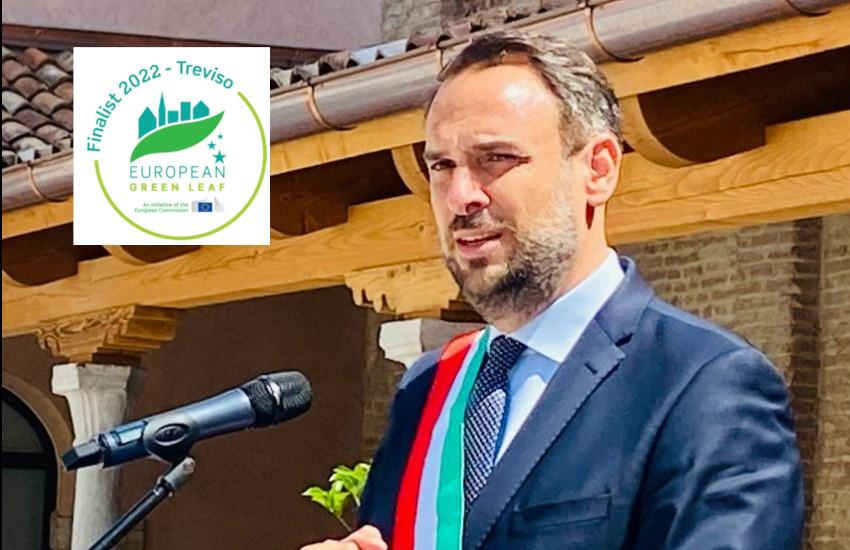 Treviso finalista all'European Green Leaf Award