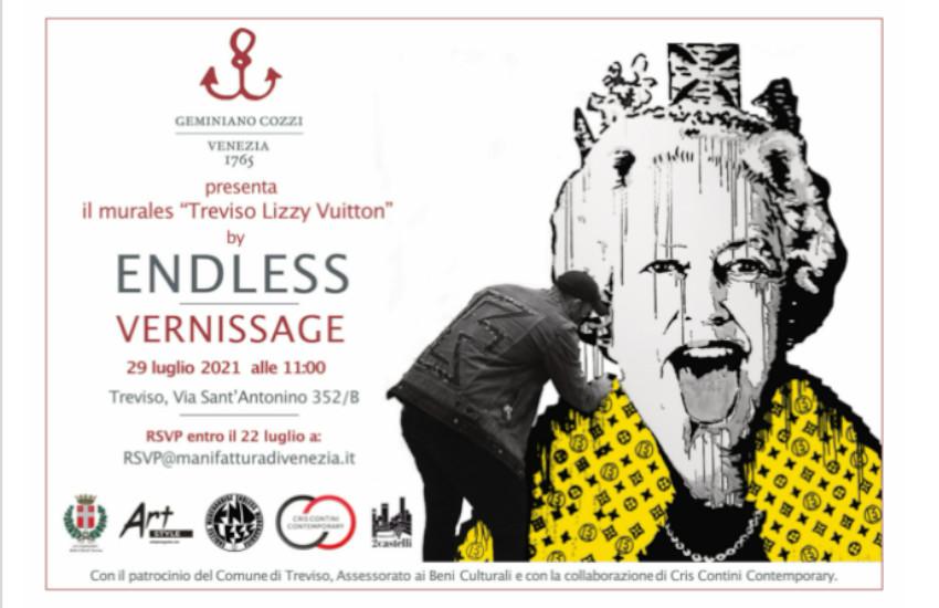 Giovedì 29 luglio happening artistico presso la Manifattura di Venezia a Treviso