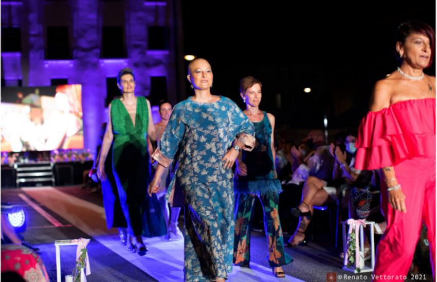 Treviso, tumore al seno: 43 donne modelle per una sera