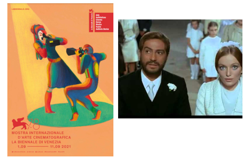 Venezia, doppia apertura della 78^ Mostra del Cinema con un omaggio a Nino Manfredi a 100 anni dalla nascita
