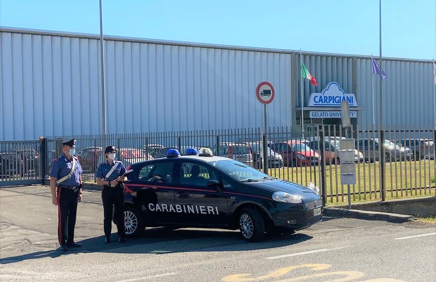 Anzola Emilia: furti alla Carpigiani