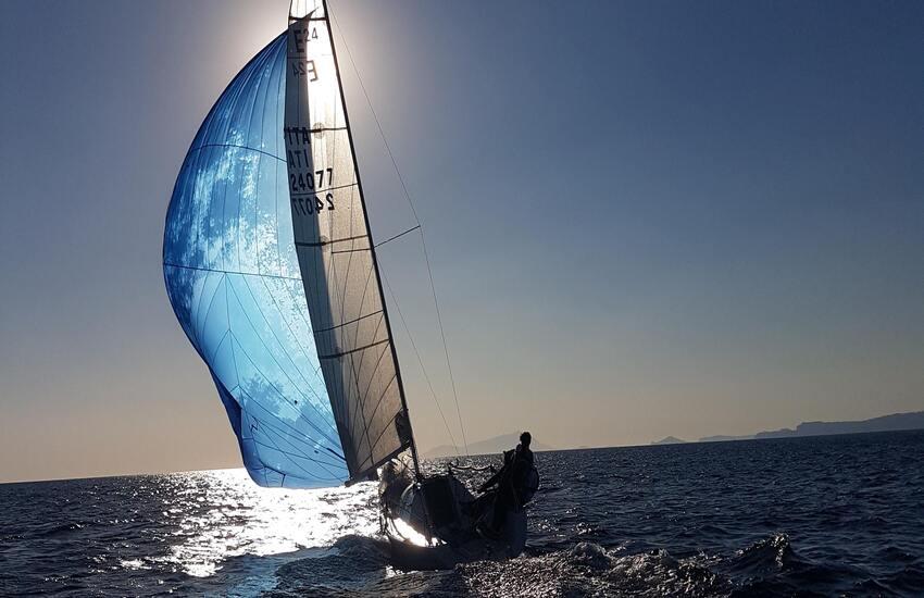 """Vela – Timoniere Luna Rossa: """"A Palermo un polo internazionale della vela"""""""