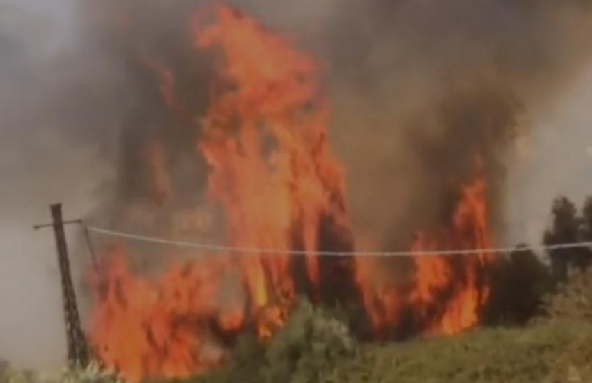"""CittaInsieme, Catania brucia: """"Le fiamme e i fumi della nostra indifferenza"""""""