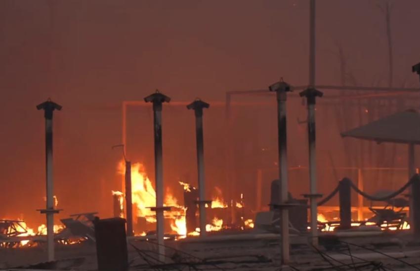 Incendi, Musumeci convoca vertice straordinario domani 2 agosto