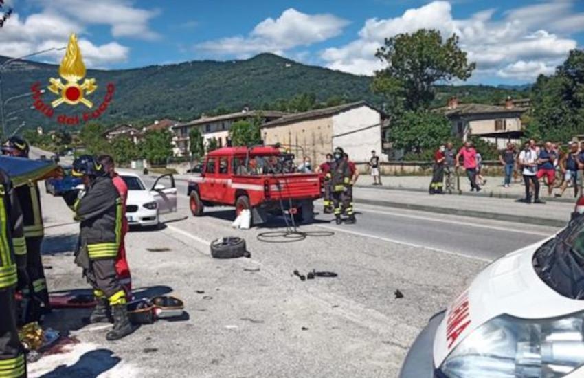 Anno nero sulle strade cuneesi: ancora un incidente mortale a Bagnolo Piemonte