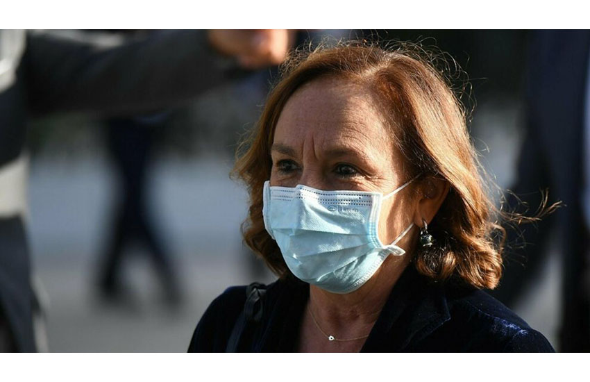 """Lamorgese a Caserta e green pass: """"manifestazioni non autorizzate"""""""