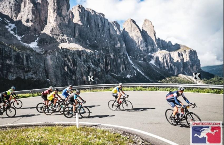 Sezze, Nardecchia e Capuccilli protagonisti alla 'Maratona dles Dolomites'