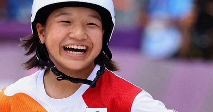 Skateboard: Momiji Nishiya, tredicenne, ottiene l'oro