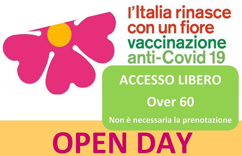 Campagna vaccinale in Irpinia e variante Delta. L'Open Day Johnson per gli over 60