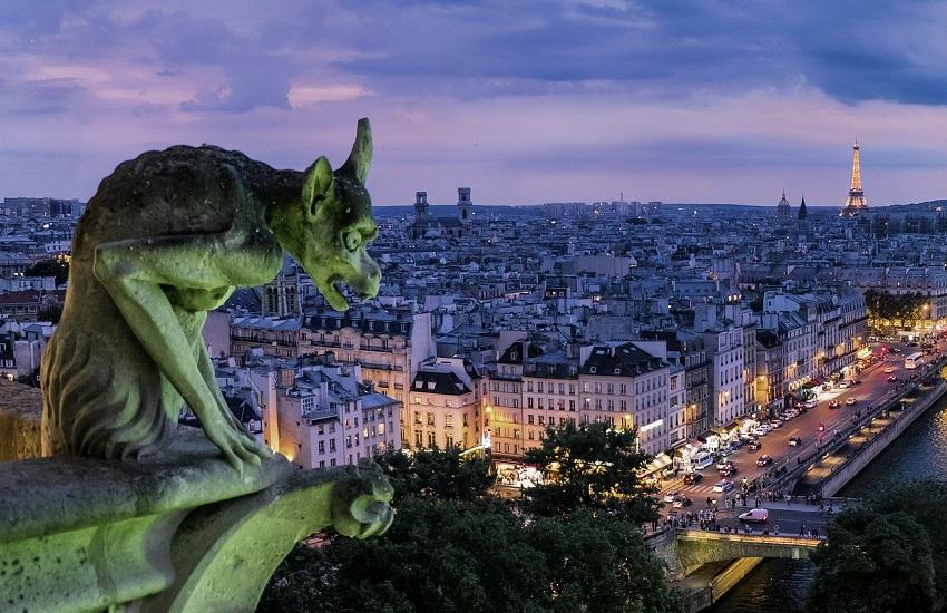 Parigi, Palais de l'Elysée, 5 luglio: Mattarella ricevuto da Macron