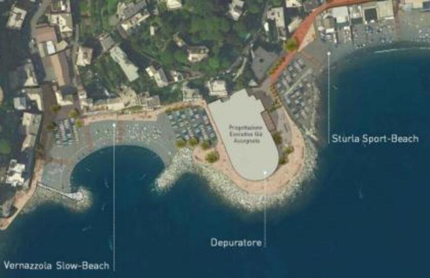 Genova, litorale Sturla-Vernazzola, presentato il progetto di rigenerazione urbana