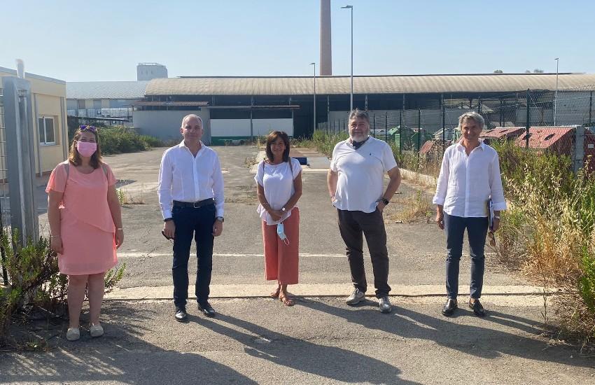 Pontinia, al via i lavori del nuovo 'Centro di raccolta comunale per i rifiuti'