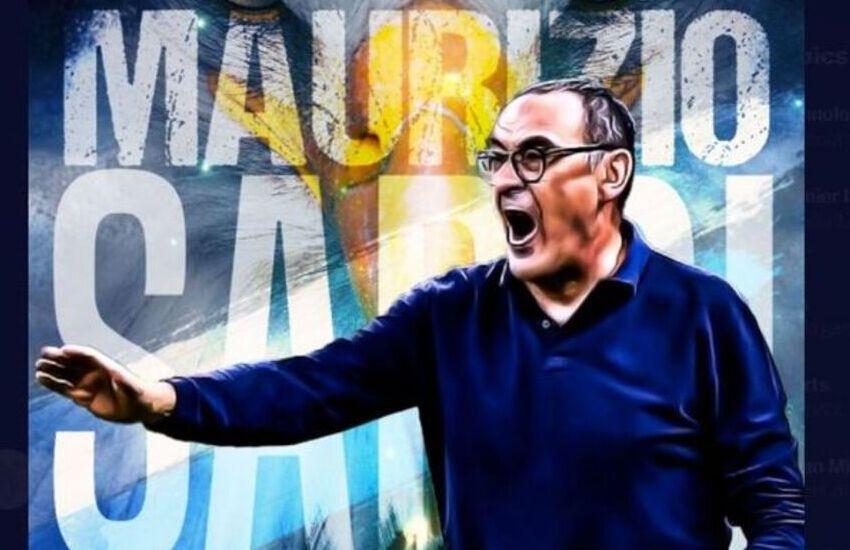 """Lazio, è il giorno di Sarri: """"Qui tirerò fuori le mie caratteristiche migliori"""""""