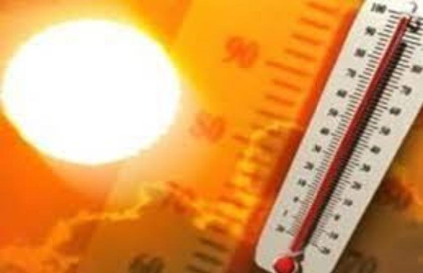 Floridia, ore 14, toccati i 48,8°, è la temperatura più alta mai registrata in Europa