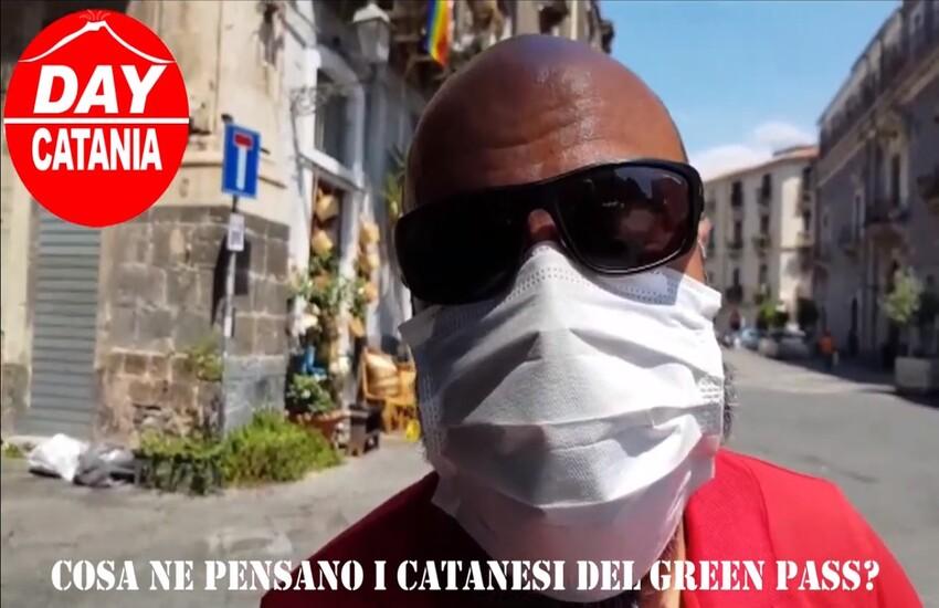 """Green pass, catanesi favorevoli: """"Tanto siamo sotto controllo da tempo"""""""