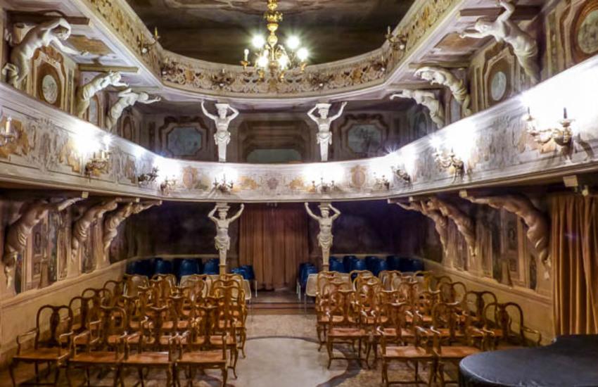 Assegnazione Teatro del '700 di Villa Aldrovandi Mazzacorati: il bando