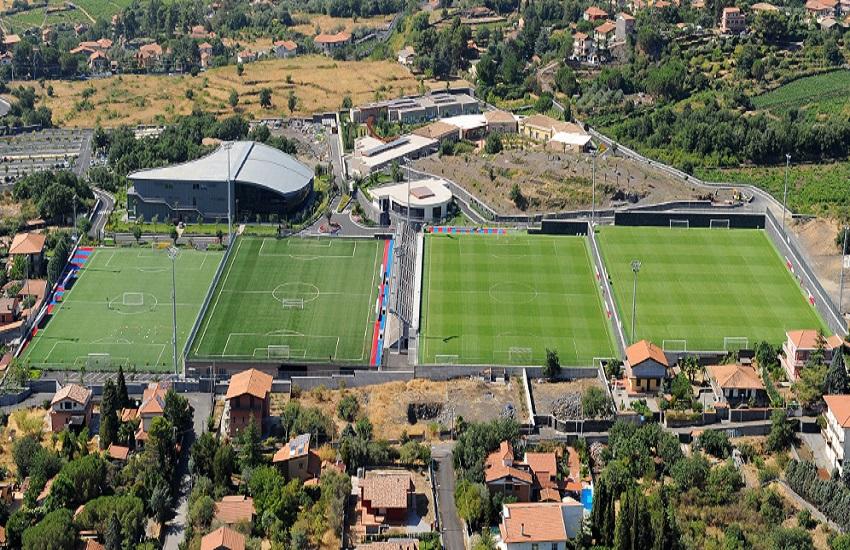 Calcio Catania, inizio ritiro pre-campionato martedì 20 luglio