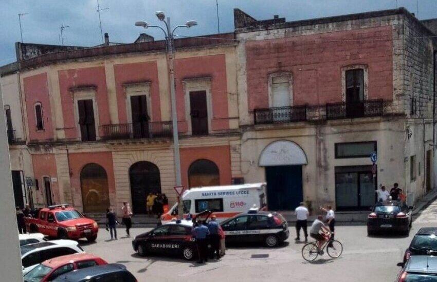 Tragedia nel Salento, coppia di anziani trovata senza vita in casa