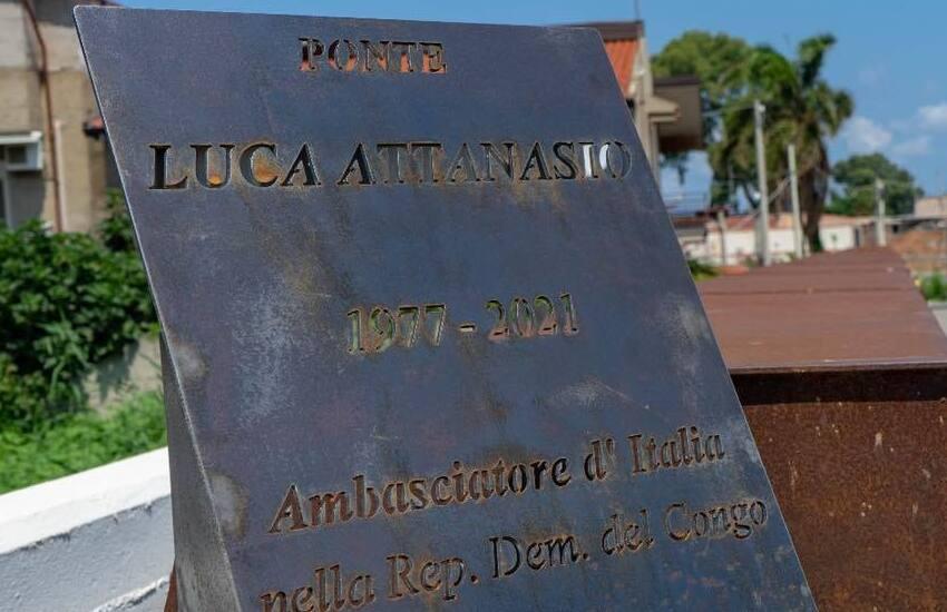 Reggio Calabria, il Waterfront porterà il nome di Luca Attanasio