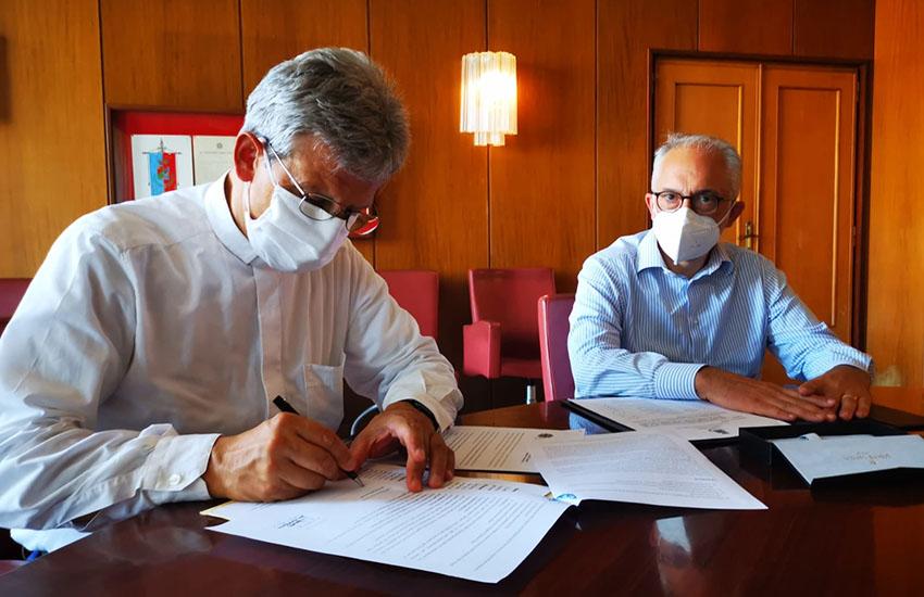 Un centro di accoglienza per clochard, firmato patto di collaborazione a Caserta